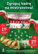 Gazetka promocyjna Żabka - Zgrupuj kadrę na mistrzostwa  - ważna do 26-06-2018