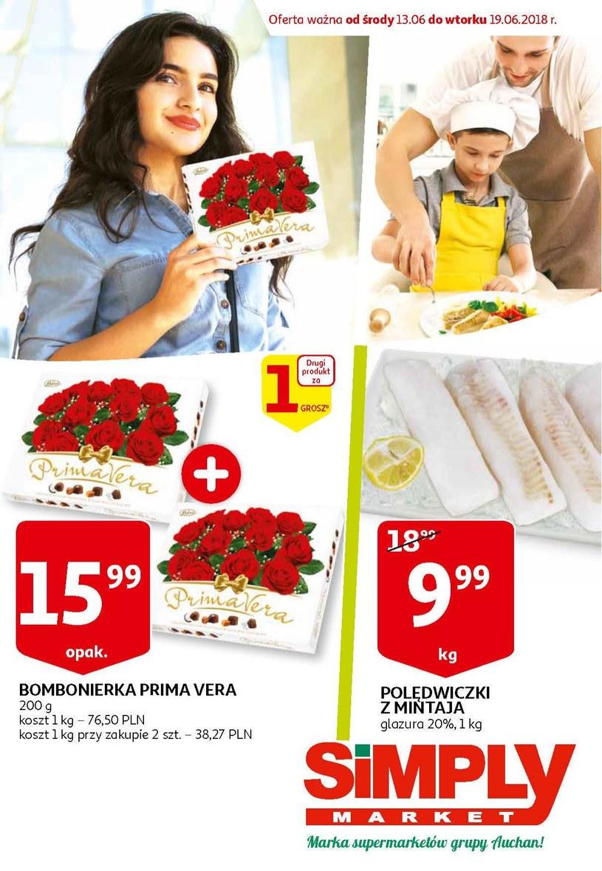 Simply Market: 2 gazetki