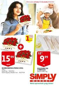 Gazetka promocyjna Simply Market, ważna od 13.06.2018 do 19.06.2018.