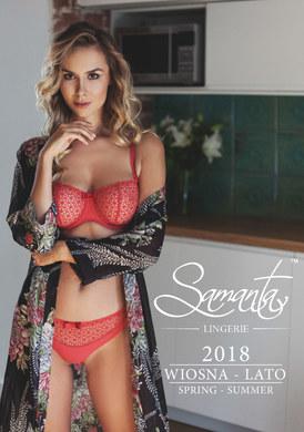 Gazetka promocyjna Samanta - Wiosna-Lato 2018