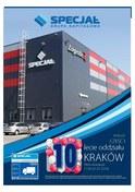 Gazetka promocyjna Specjał - 10-lecie oddziału Kraków - ważna do 01-07-2018