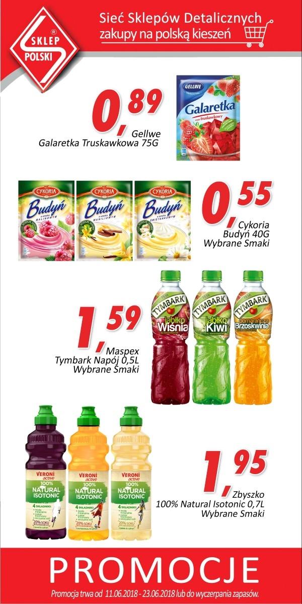 Gazetka: Zakupy na polską kieszeń - strona 1