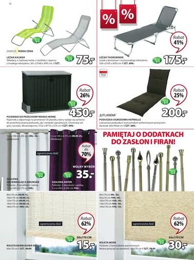 Gazetka promocyjna Jysk, ważna od 14.06.2018 do 27.06.2018.