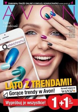 Gazetka promocyjna Avon - Lato z trendami