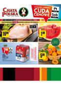 Gazetka promocyjna Chata Polska - Cuda cenowe - ważna do 20-06-2018