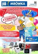 Gazetka promocyjna PSB Mrówka - 7 urodziny - Człuchów - ważna do 23-06-2018