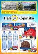 Gazetka promocyjna Hala Kopińska - Nasze promocje