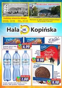 Hala Kopińska Gazetka Promocyjnipl Aktualne Gazetki Promocyjne