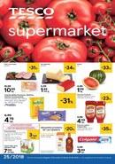 Gazetka promocyjna Tesco Supermarket - Jeszcze więcej okazji