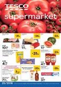 Gazetka promocyjna Tesco Supermarket - Jeszcze więcej okazji - ważna do 27-06-2018