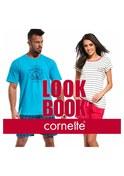 Gazetka promocyjna Cornette - Look book - ważna do 30-09-2018