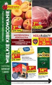 Gazetka promocyjna Biedronka, ważna od 18.06.2018 do 24.06.2018.