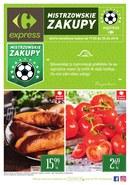 Gazetka promocyjna Carrefour Express - Mistrzowskie zakupy