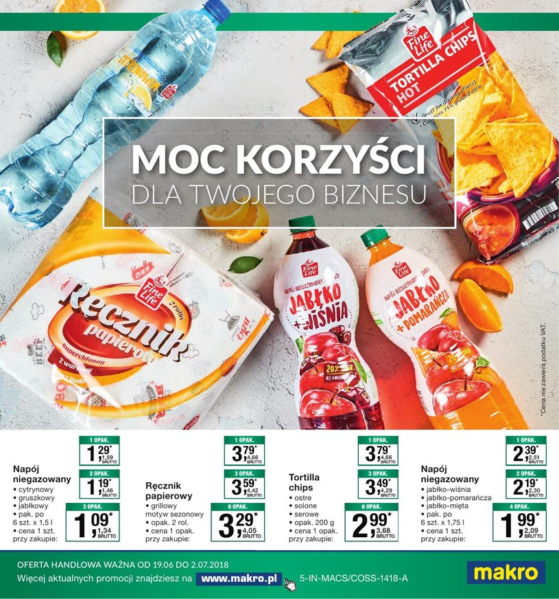 Makro Cash&Carry: 11 gazetki