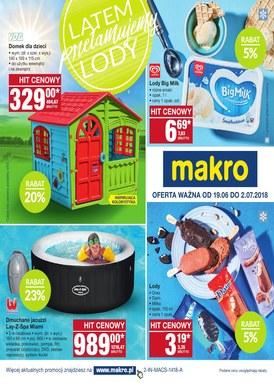 Gazetka promocyjna Makro Cash&Carry - Latem przełamujemy lody