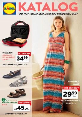 Gazetka promocyjna Lidl - Katalog