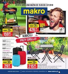 Gazetka promocyjna Makro Cash&Carry, ważna od 18.06.2018 do 02.07.2018.