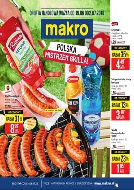 Gazetka promocyjna Makro Cash&Carry - Polska mistrzem grilla