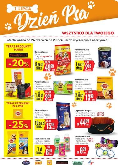 Gazetka promocyjna Intermarche Contact, ważna od 26.06.2018 do 02.07.2018.