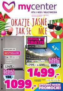 Gazetka promocyjna MyCenter, ważna od 21.06.2018 do 04.07.2018.