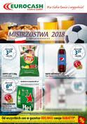 Gazetka promocyjna Eurocash Cash&Carry - Mistrzostwa 2018 - ważna do 01-07-2018