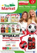 Gazetka promocyjna Top Market - Wygraj wyjazd na finał
