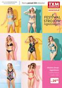 Gazetka promocyjna Textil Market - Festiwal strojów kąpielowych  - ważna do 03-07-2018