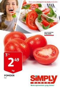Gazetka promocyjna Simply Market, ważna od 20.06.2018 do 26.06.2018.