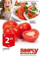 Gazetka promocyjna Simply Market - Gazeta promocyjna