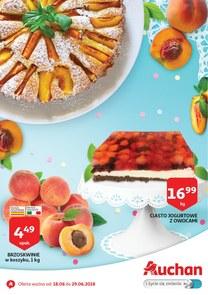 Gazetka promocyjna Auchan, ważna od 18.06.2018 do 29.06.2018.