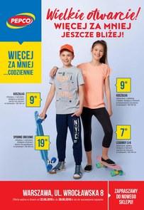 Gazetka promocyjna Pepco, ważna od 22.06.2018 do 28.06.2018.