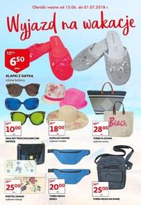 Gazetka promocyjna Auchan, ważna od 15.06.2018 do 01.07.2018.