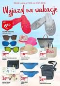 Gazetka promocyjna Auchan - Wyjazd na wakacje - ważna do 01-07-2018