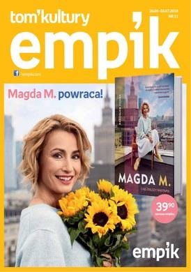 Gazetka promocyjna EMPiK - Magda M. powraca!