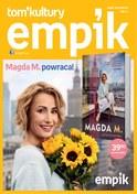 Gazetka promocyjna EMPiK - Magda M. powraca! - ważna do 03-07-2018