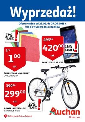 Gazetka promocyjna Auchan - Wyprzedaż
