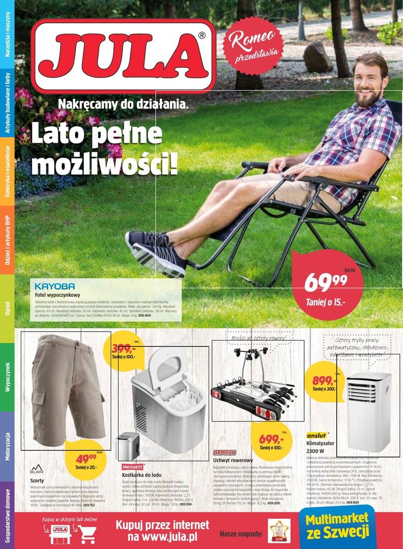 Jula: 3 gazetki