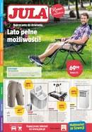 Gazetka promocyjna Jula - Lato pełne możliwości