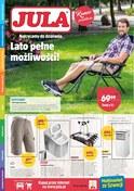 Gazetka promocyjna Jula - Lato pełne możliwości   - ważna do 08-07-2018