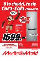Gazetka promocyjna Media Markt - O to chodzi, że Cola-Cola chłodzi