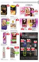 Gazetka promocyjna Drogerie Natura - Wszystkie kosmetyki do makijażu do -40%