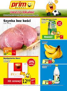 Gazetka promocyjna Prim Market, ważna od 21.06.2018 do 27.06.2018.