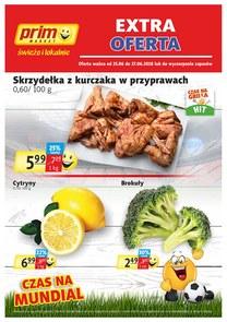 Gazetka promocyjna Prim Market, ważna od 25.06.2018 do 27.06.2018.