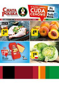 Gazetka promocyjna Chata Polska, ważna od 21.06.2018 do 27.06.2018.