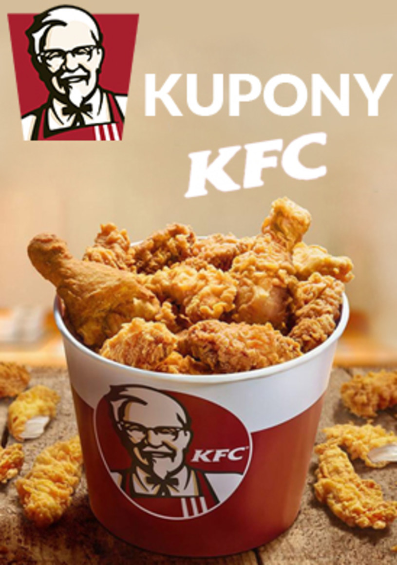 gazetki KFC
