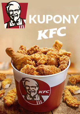 Gazetka promocyjna KFC - Kupony