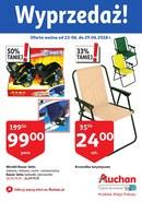 Gazetka promocyjna Auchan - Wyprzedaż !