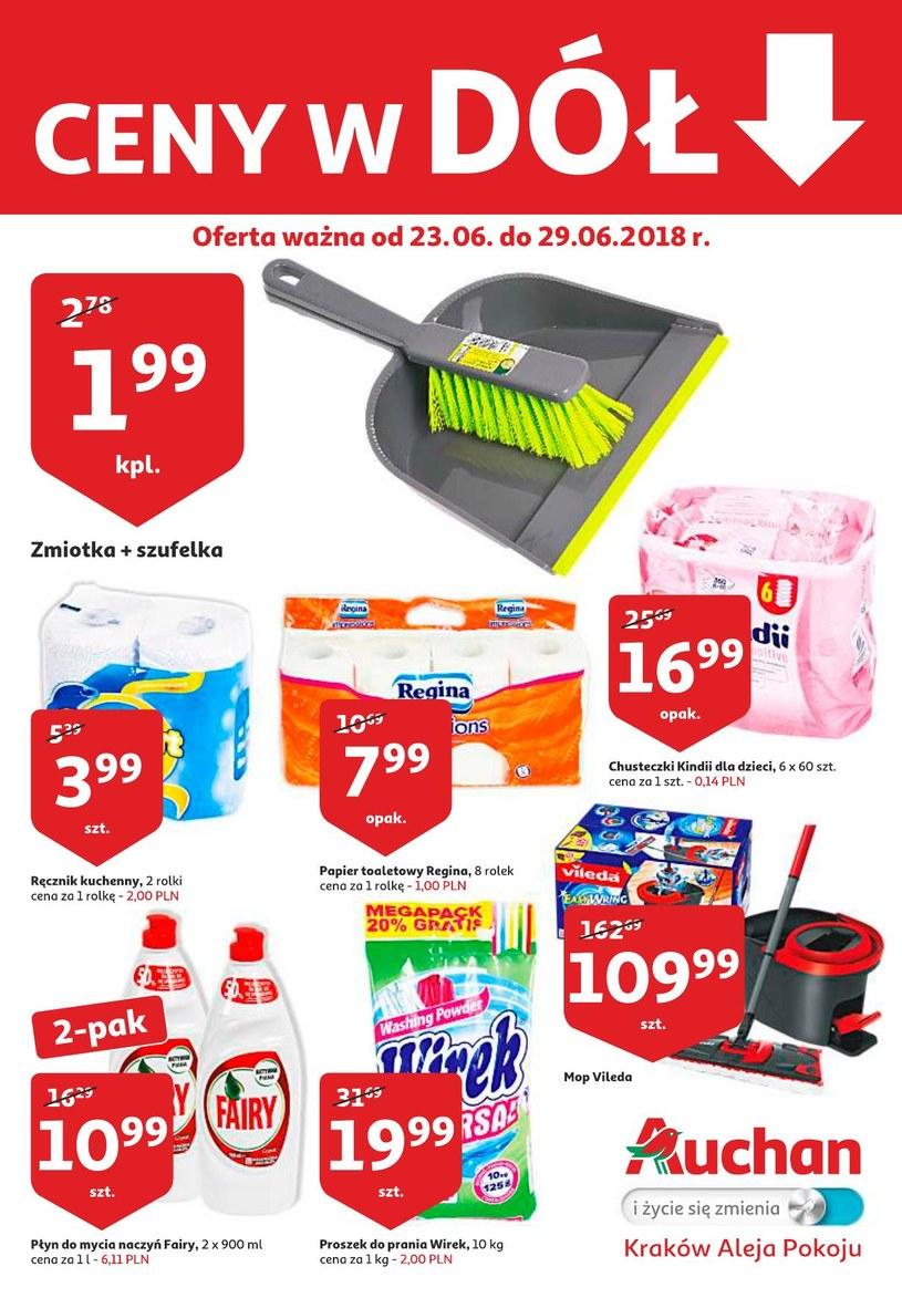 Auchan: 11 gazetki