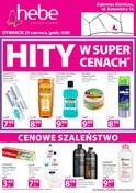Gazetka promocyjna Hebe - Hity w super cenach - Dąbrowa Górnicza  - ważna do 02-07-2018