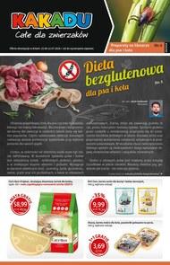 Gazetka promocyjna Kakadu, ważna od 22.06.2018 do 12.07.2018.